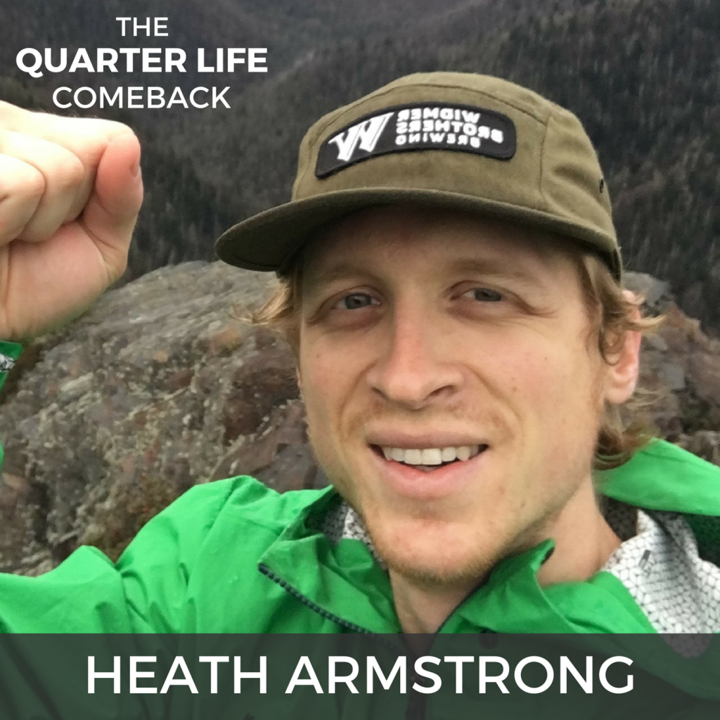 QLC 003: How to Change Your Life with Heath Armstrong