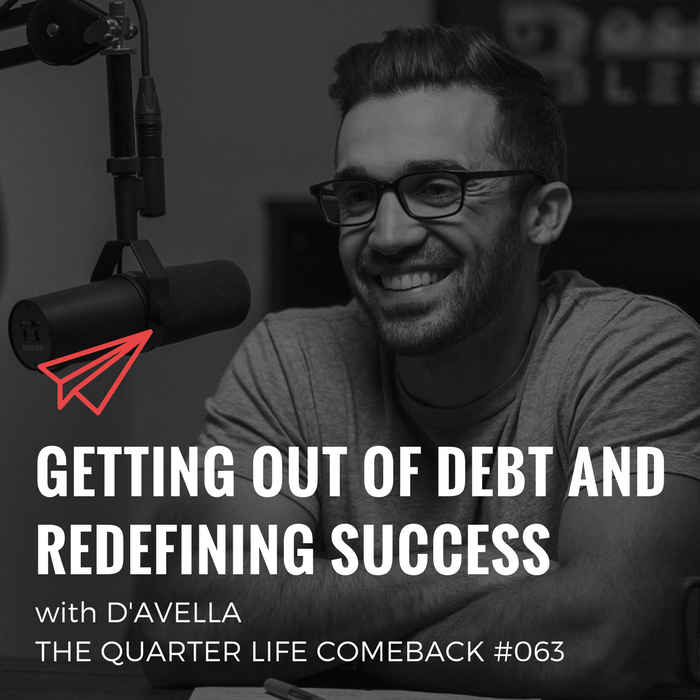 QLC 063: Getting Out of Debt and Redefining Success with Matt D'Avella | Bryan Teare