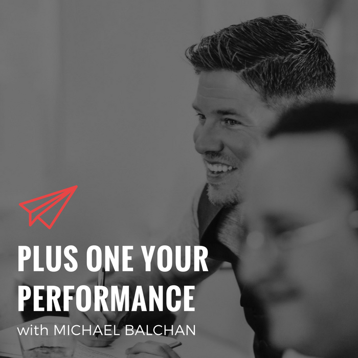 QLC 072: Plus One Your Performance with Michael Balchan | Bryan Teare