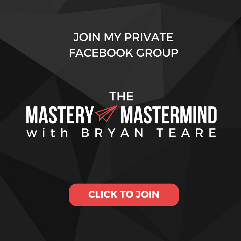 The Mastery Mastermind Facebook Group