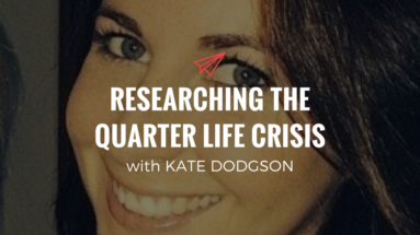 QLC 076: Researching the Quarter Life Crisis with Kate Dodgson   Bryan Teare