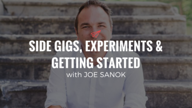QLC 078: Side Gigs, Experiments & Getting Started with Joe Sanok   Bryan Teare