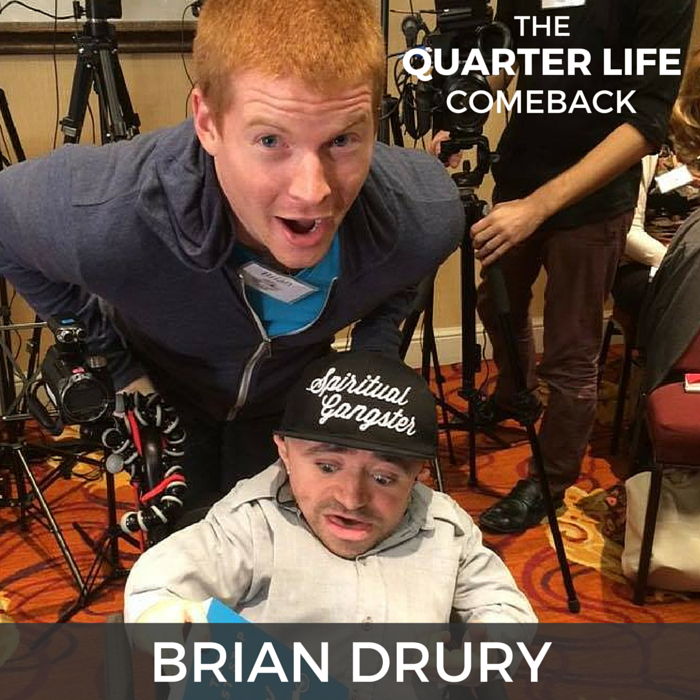 QLC 011: Overcoming Graduation with Brian Drury | Bryan Teare
