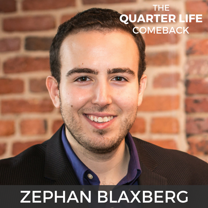 QLC 012: Re-Scripting Your Life with Zephan Blaxberg | Bryan Teare