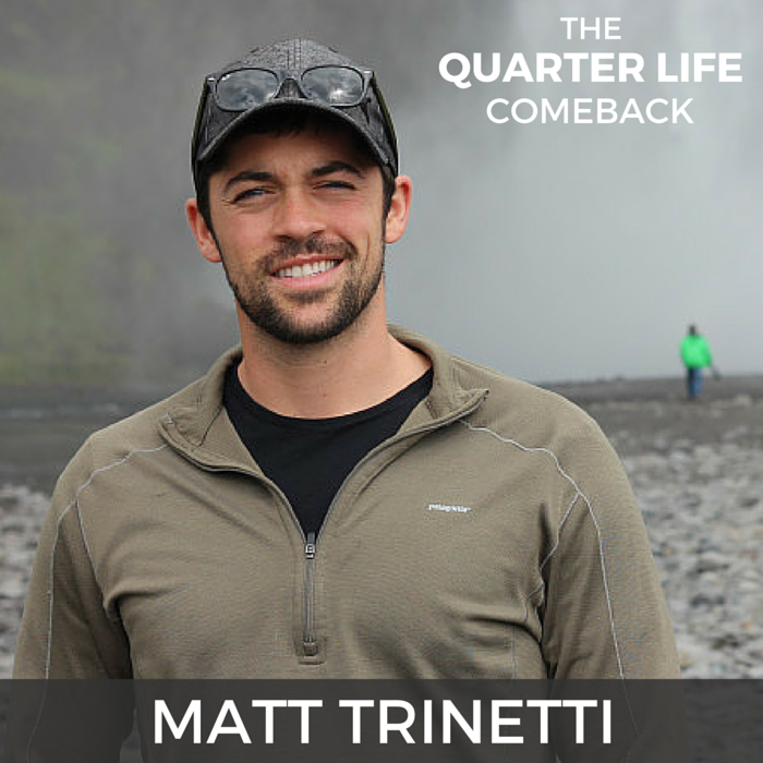 QLC 021: Say Yes to Your Adventure with Matt Trinetti | Bryan Teare