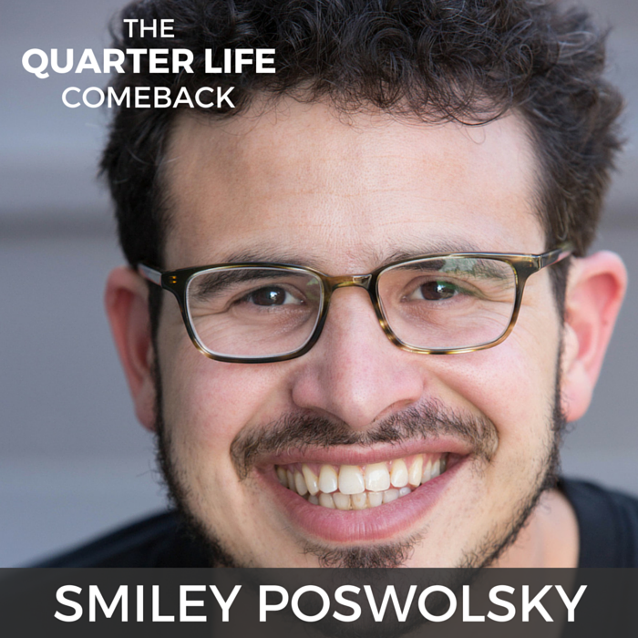 QLC 023: What IS Meaningful Work? with Smiley Poswolsky | Bryan Teare