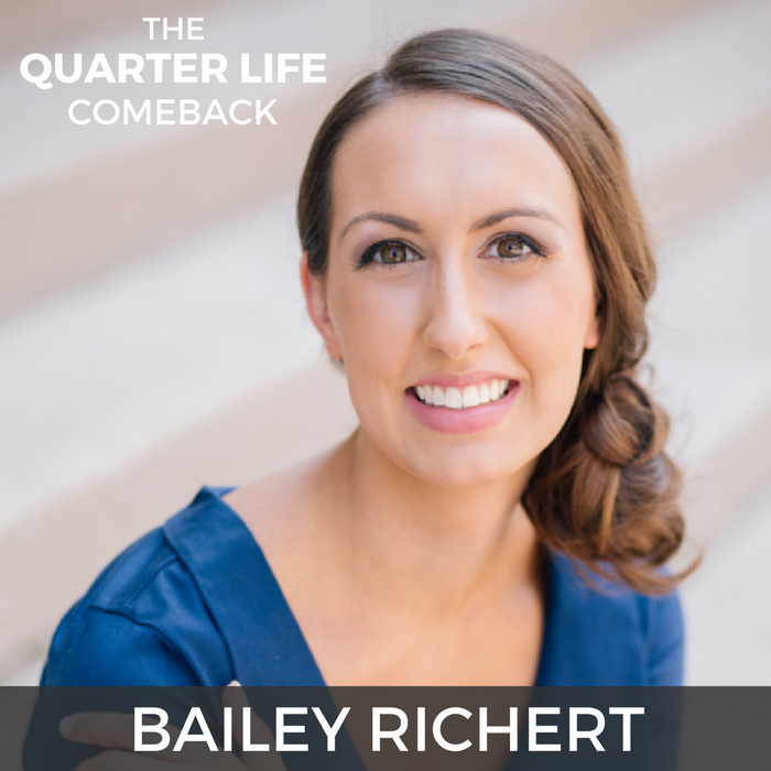 QLC 025: Turn Your Life Experience Into a Business with Bailey Richert | Bryan Teare
