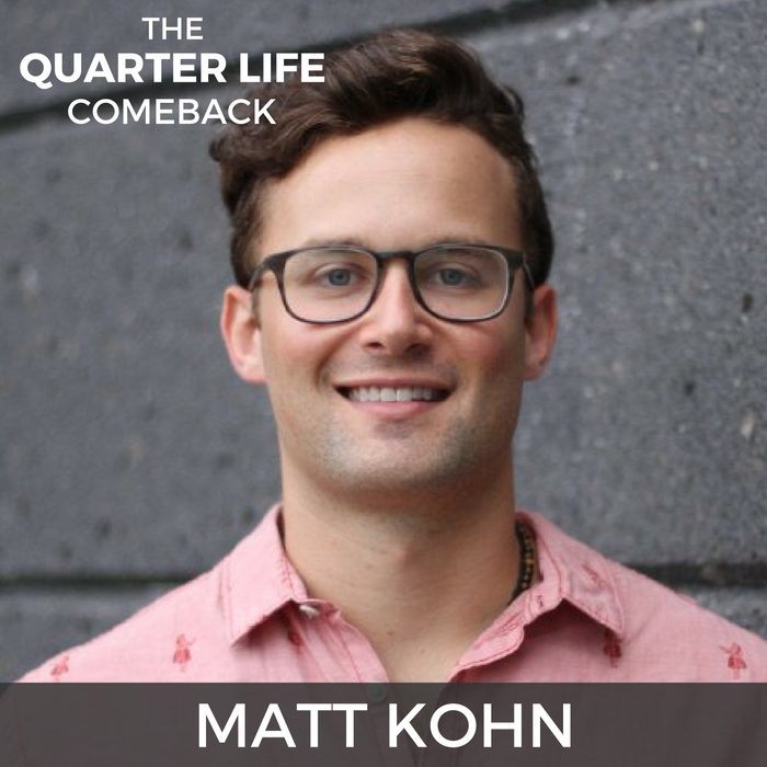 QLC 026: with Matt Kohn | Bryan Teare