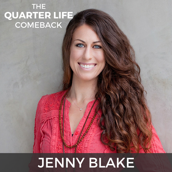 QLC 028: How to Pivot Your Career and Life with Jenny Blake | Bryan Teare