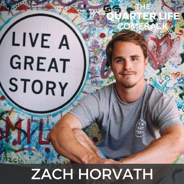 QLC 029: Live a Great Story with Zach Horvath | Bryan Teare
