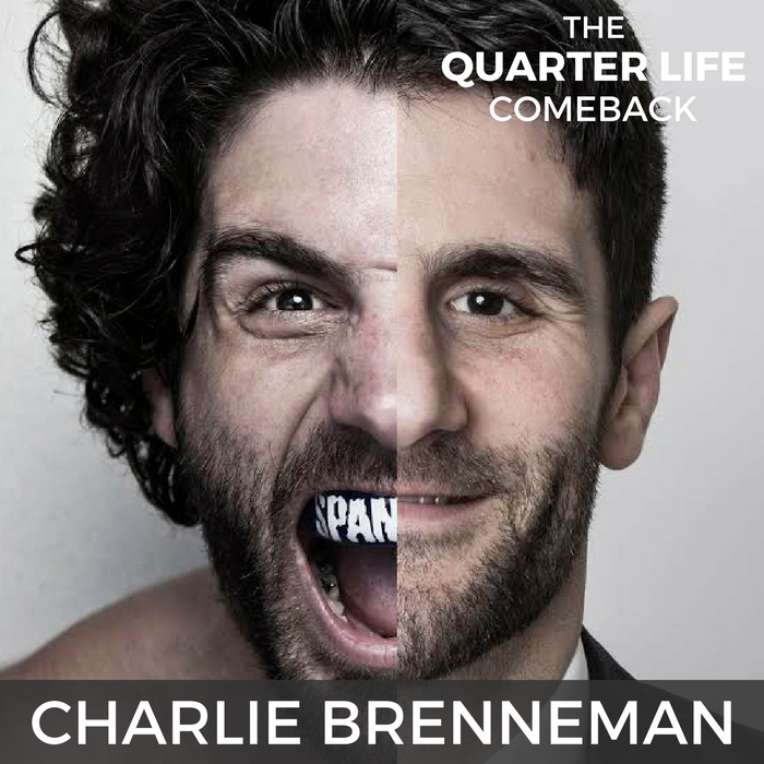QLC 030: Develop a Fighter's Mindset with Charlie Brenneman | Bryan Teare