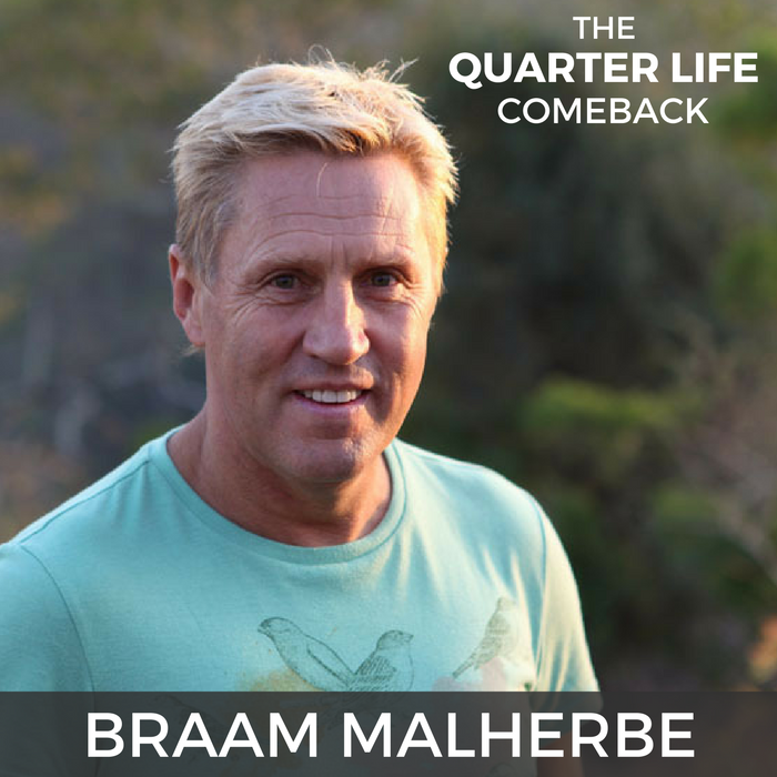 QLC 031: Finding a Bigger Purpose with Braam Malherbe | Bryan Teare