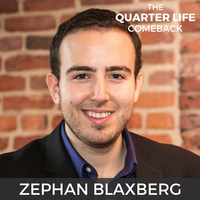 QLC 033: Constructing My Year of Purpose with Zephan Blaxberg | Bryan Teare