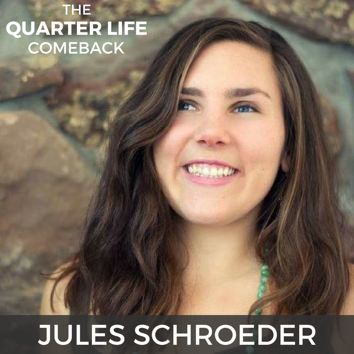 QLC 034: How to Live an Unconventional Life with Jules Schroeder | Bryan Teare