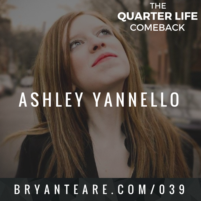 QLC 039: Turning Failures Into Lessons with Ashley Yannello | Bryan Teare