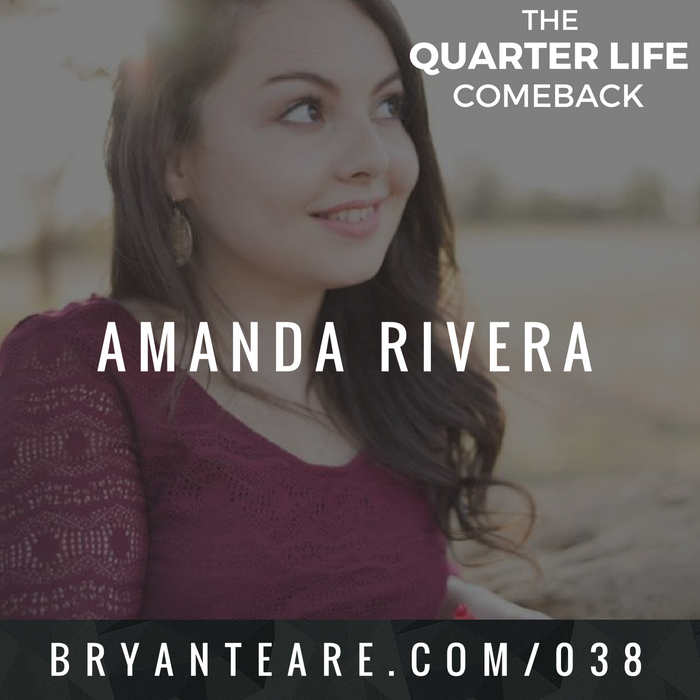 QLC 038: The Importance of Your Network with Amanda Rivera | Bryan Teare