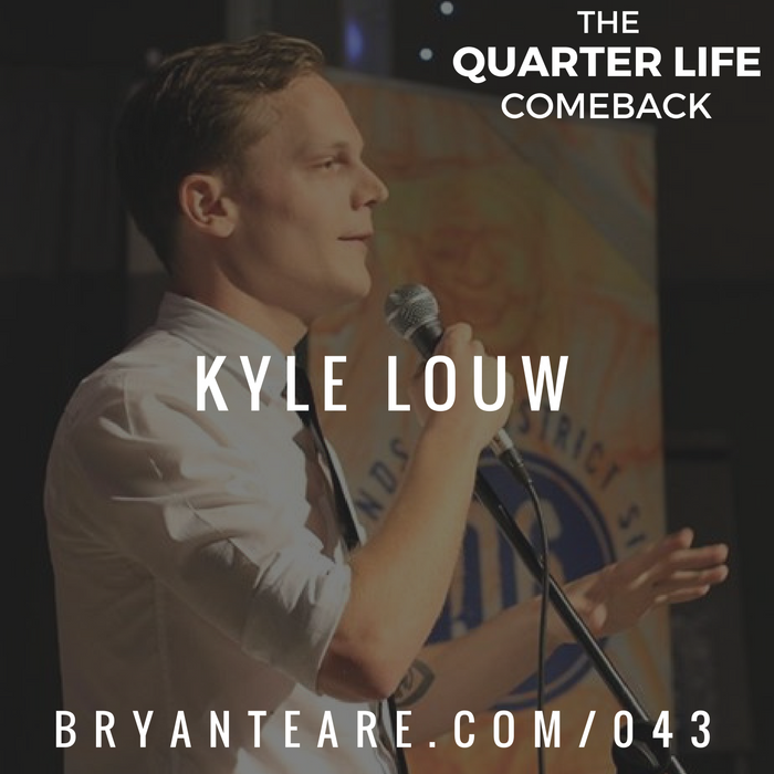 QLC 043: The Power of Language and the Spoken Word with Kyle Louw | Bryan Teare