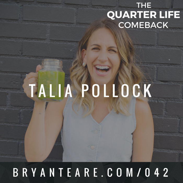 QLC 042: Combining Multiple Passions into a Career with Talia Pollock | Bryan Teare