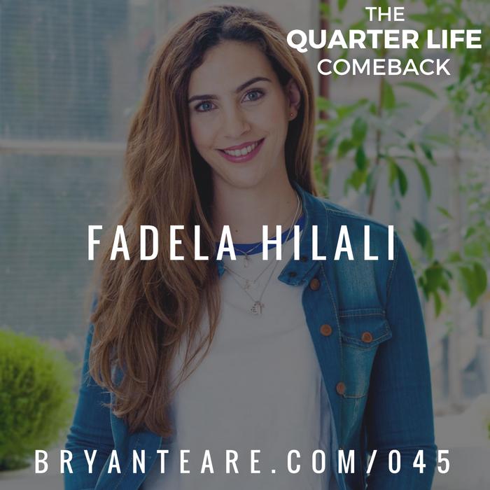 QLC 045: Feeling Like You're Good Enough with Fadela Hilali | Bryan Teare