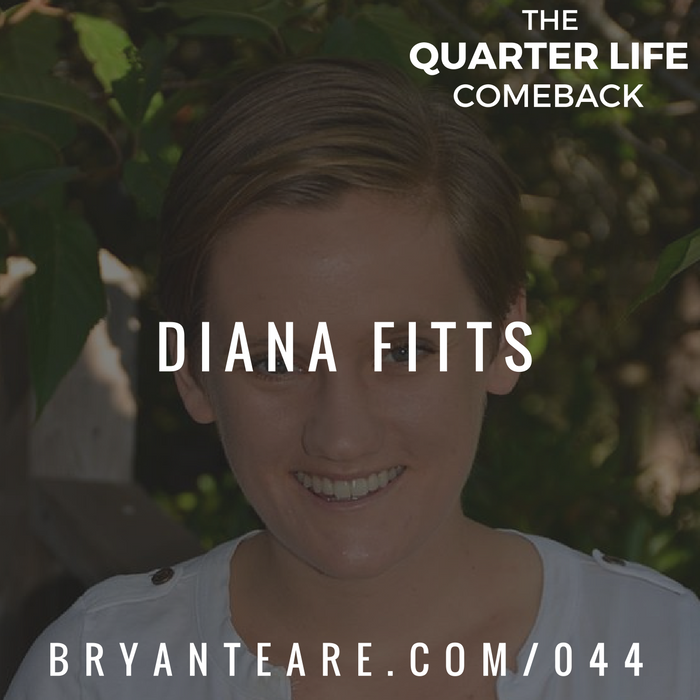 QLC 044: Productivity and Goal Setting with Diana Fitts | Bryan Teare