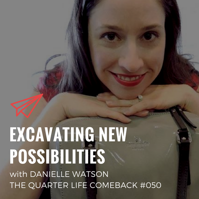 QLC 050: Excavating New Possibilities with Danielle Watson | Bryan Teare