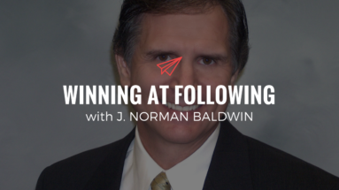 QLC 077: Winning at Following with J. Norman Baldwin | Bryan Teare