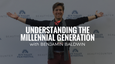 QLC 091: Understanding the Millennial Generation with Benjamin Baldwin | Bryan Teare
