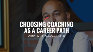 QLC 089: Choosing Coaching as a Career Path with Ajit Nawalkha | Bryan Teare