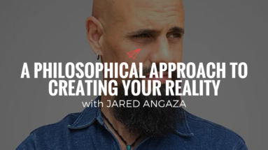QLC 096: A Philosophical Approach to Creating Your Reality with Jared Angaza | Bryan Teare