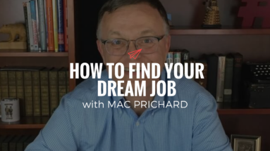 QLC 099: How to Find Your Dream Job with Mac Prichard | Bryan Teare